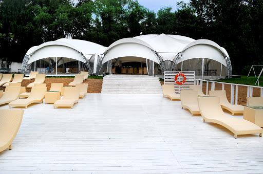 шатер для свадьбы в «Улетай»