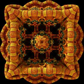 MB3D - 753 by Siniša Dalenjak - Illustration Abstract & Patterns