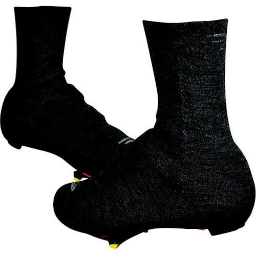 "DeFeet Slipstream Strada Shoe Cover: 5"" Wool"