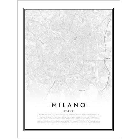 CITY MAP - MILANO