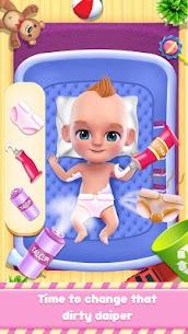 Sweet Newborn Baby Girl : Daycare & Babysitting Fun 3