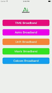 Ai Broadband- screenshot thumbnail