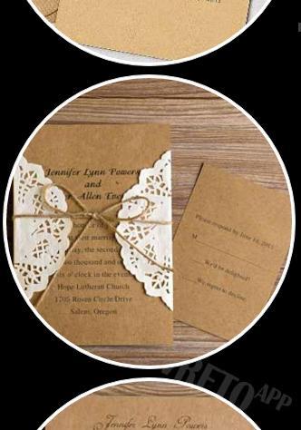 玩生活App|素朴な結婚式の招待状免費|APP試玩