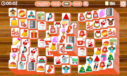 Mahjong Holiday Joy 2016 APK screenshot thumbnail 8