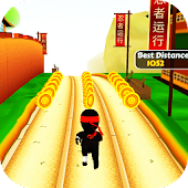 Subway Ninja Castle