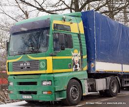 Photo: MAN TGA aus Rumänien          ---> www.truck-pics.eu