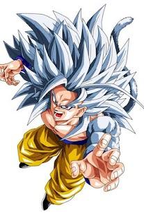 Goku SSJ5 Wallpaper DBZ Offline - náhled