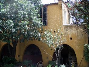 Photo: Mexican Villa style hostel in Dali