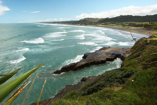 Ponant-NewZealand-Miriwai.jpg - See New Zealand's coast from aboard a cruise on a Ponant luxury expedition ship.