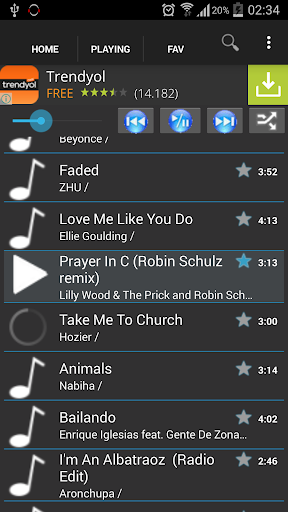 M2O - 無料MP3音楽オンライン