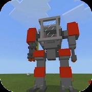 Defender Robot Mod for MCPE APK for Ubuntu