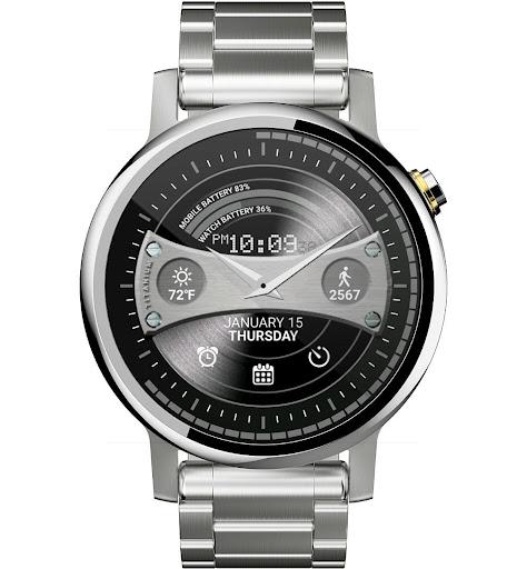 Titanium Watch Face  screenshots 10