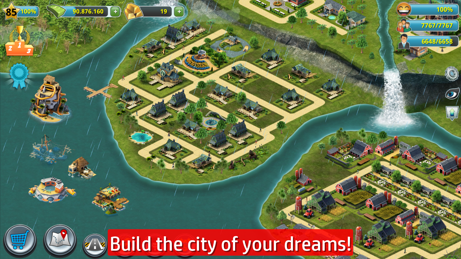 City Island 3 - Building Sim- screenshot