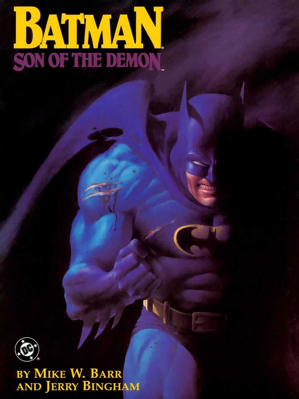 Batman - Son of the Demon (1987)