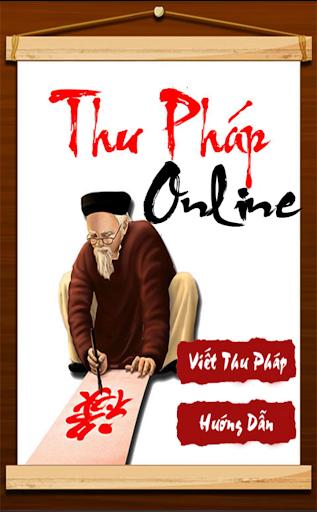 Thư Pháp Online