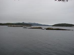 Photo: Islets near Skull Cove.