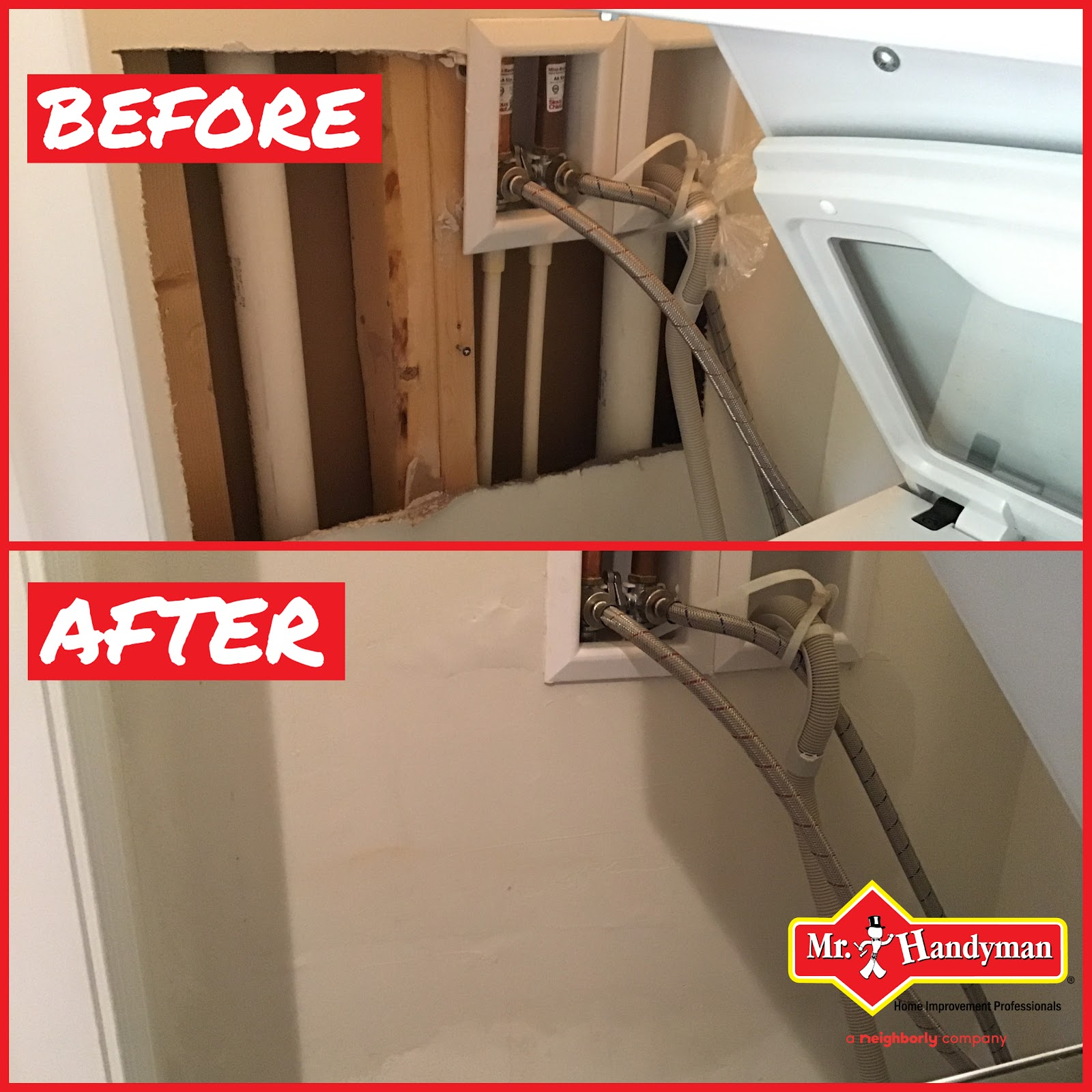 Woodbridge Drywall Repair