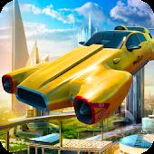 Tải Flying taxi simulator APK