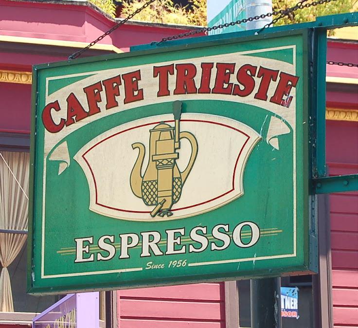 Caffe Trieste - Vallejo & Grant
