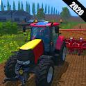 Heavy Farming Simulator Machine-Big Tractor Games icon