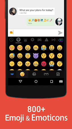 Kika Emoji Keyboard - GIF Free 4.0.7 screenshot 24866