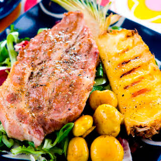 Ham Steak With Pineapple Recipes.