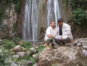 Photo: Timothy and Sameer