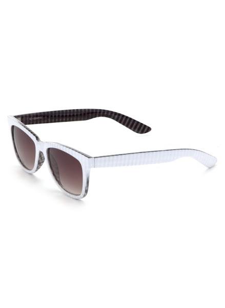 Photo: Retro White Sunglasses £4.99 http://bit.ly/MA5v3p