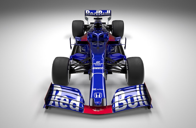 The new 2019 Toro Rosso STR14