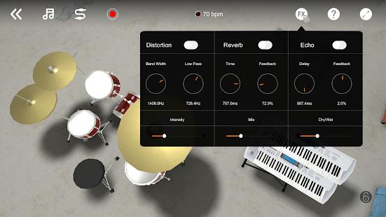 X Drum - 3D & AR for PC-Windows 7,8,10 and Mac apk screenshot 4