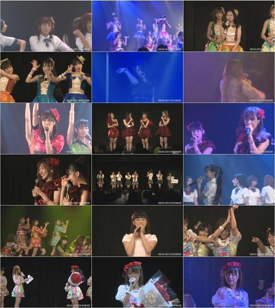 (LIVE)(720p) SKE48 チームE「SKEフェスティバル」公演 鎌田菜月 生誕祭 Live 720p 170831