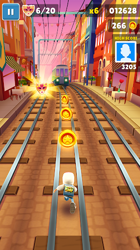 Subway Surfers  captures d'écran 2