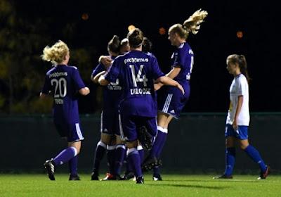 Herbeleef de klinkende zege van Anderlecht tegen Gent in de Super League