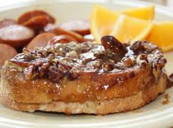 Pecan Pie French Toast Recipe