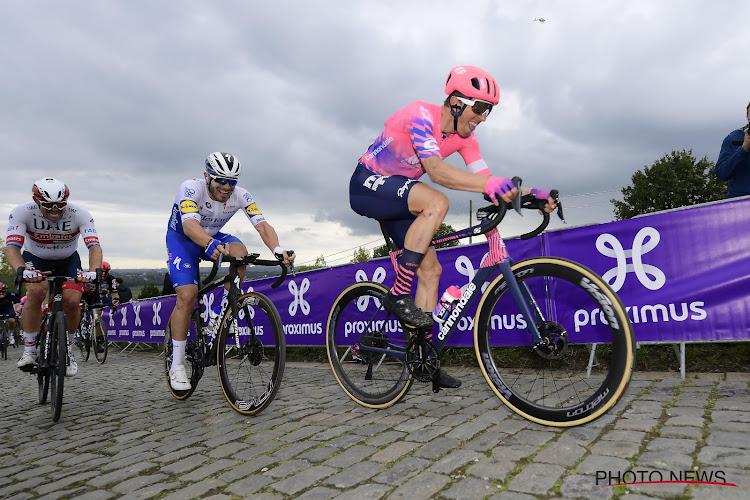 """Sep Vanmarcke ziet zich 1 keer op de 10 Van Aert en Van der Poel wél kloppen: """"Soms heb je geluk en win je wel"""""""