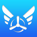 Sky Rider Flight Icon