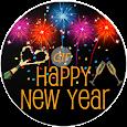 Animated New Year Gif