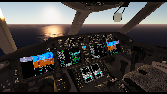 Infinite Flight Simulator Screenshot
