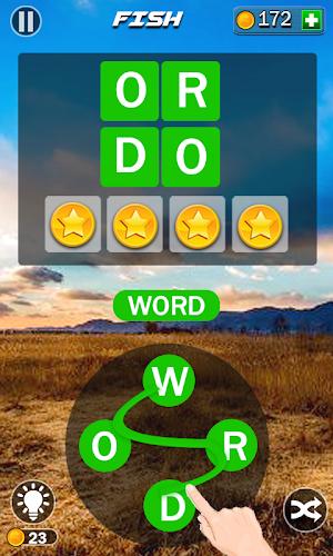 Word crush Android App Screenshot