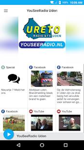 YouSeeRadio Uden - náhled