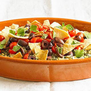 Greek Lentil-Quinoa Casserole