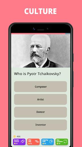 Free Trivia Game. Questions & Answers. QuizzLand. apktram screenshots 22
