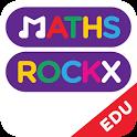 Maths Rockx EDU - Times Tables icon