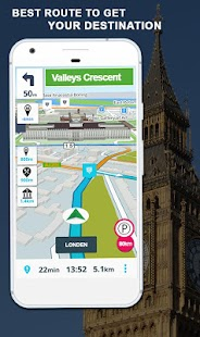 GPS Navigation: GPS Route, Live Maps & Street View- screenshot thumbnail
