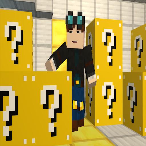 Lucky Mod Block for mcpe