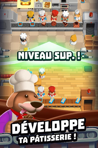 Code Triche Idle Cooking Tycoon - Tap Chef APK MOD screenshots 4