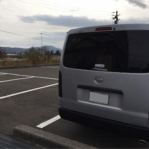ハイエースバン  GLパッケージ 4WDのカスタム事例画像 みっとさんさんの2018年12月06日11:40の投稿