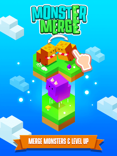 Monster Merge - screenshot