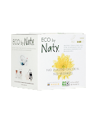 Naty Eco Thin Pads Normal 15 stk