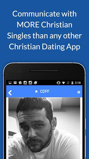Christian Dating For Free App screenshot